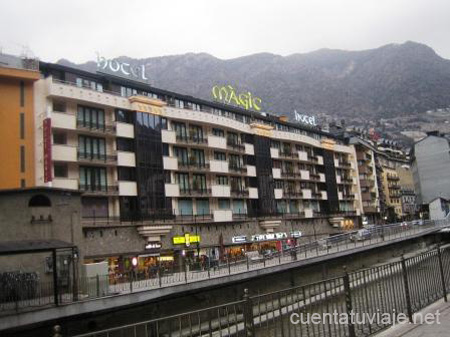 Hotel Magic, Andorra la Vella.